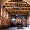 Castello di Amorosa, The Great Hall, Entrance (Jim Sullivan)